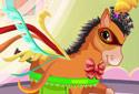 Jugar a Peluquería de caballos de la categoría Juegos de niñas