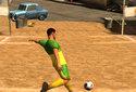 Jugar a Penaltis Pelé de la categoría Juegos de deportes