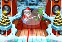 Santa Rockstar