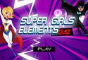 Jugar a Supergirls de la categoría Juegos de niñas