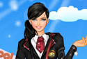Jugar a Uniforme escolar de la categoría Juegos de niñas