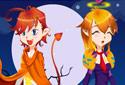 Jugar a Vilma y Ainhoa de la categoría Juegos de halloween