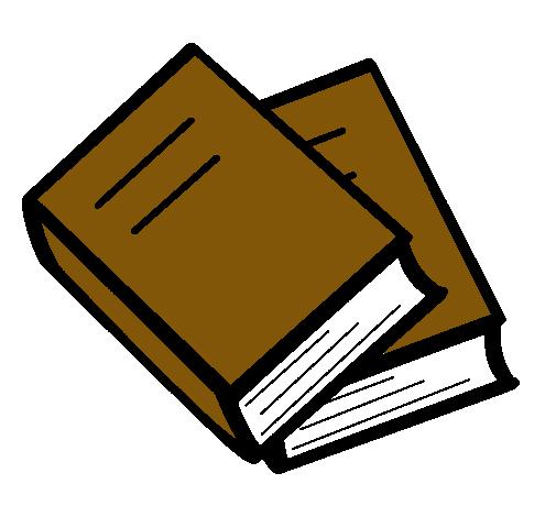 Dibujo De Libros Pintado Por Libro En Dibujosnet El Día 30 09 10 A