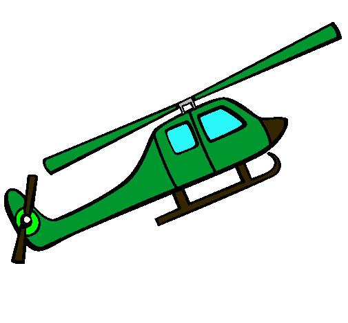 Dibujo de Helicóptero de juguete pintado por Ejercitonacional en ...