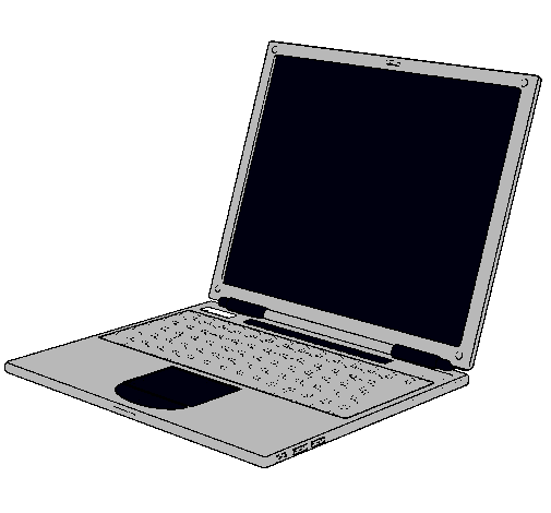 Dibujo de ordenador port til pintado por l en el d a 30 10 10 a las 02 36 27 - Mesa de dibujo portatil ...