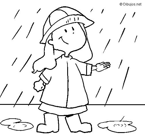 Dibujo de Lluvia pintado por Marc en Dibujos.net el día 17-11-10 a ...