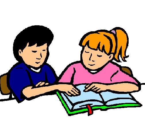 Dibujo De Estudiantes Pintado Por Mirandapl En Dibujosnet El Día 09