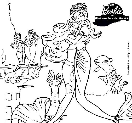 Image Of Dibujos Para Colorear De Sirenas Disney Dibujos de bellas ...