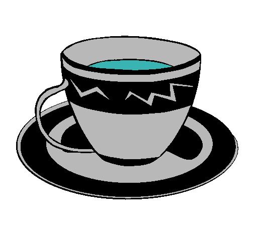 Dibujo de Taza de café pintado por Tasa en Dibujos.net el día 08-02 ...