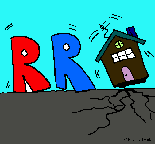 Dibujo De Terremoto Pintado Por Ghhhdf En Dibujosnet El Día 12 03