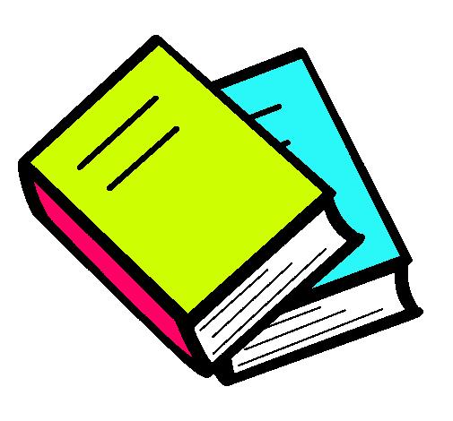 Dibujo De Libros Pintado Por Libro En Dibujosnet El Día 17 03 11 A