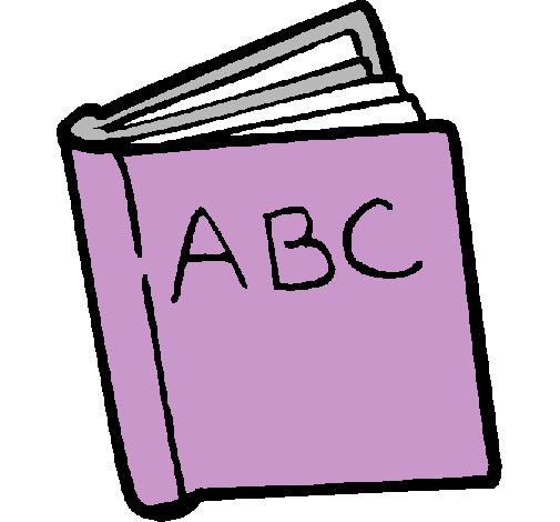 Dibujo De Diccionario Pintado Por Libro En Dibujosnet El Día 20 04