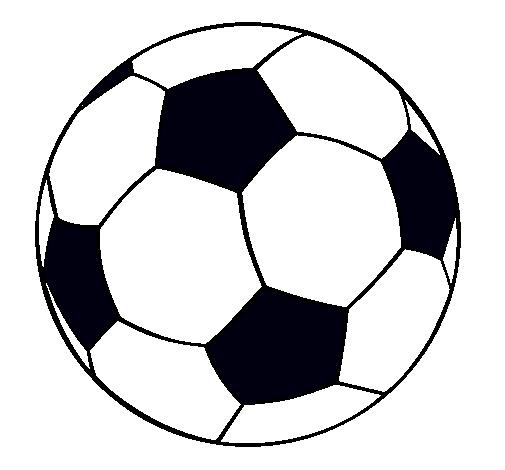 Dibujo de Pelota de fútbol II pintado por Yatzari en Dibujos.net el ...