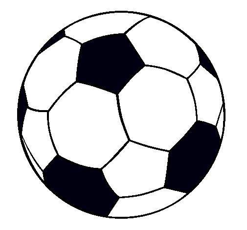 Dibujo de Pelota de fútbol II pintado por Balon en Dibujos.net el ...