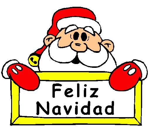 Dibujo De Feliz Navidad Pintado Por Mireia2000 En Dibujos Net El Dia