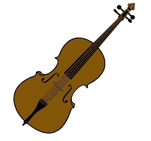 dibujo de violín pintado por vakatheroy en dibujos el día 29