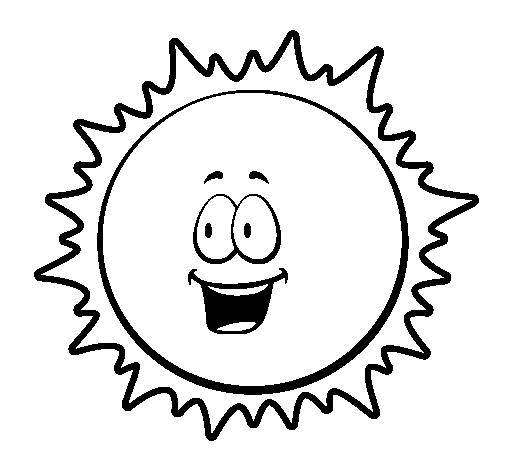 Dibujo De Sol Pintado Por Franbell En Dibujosnet El Día 06 02 12 A
