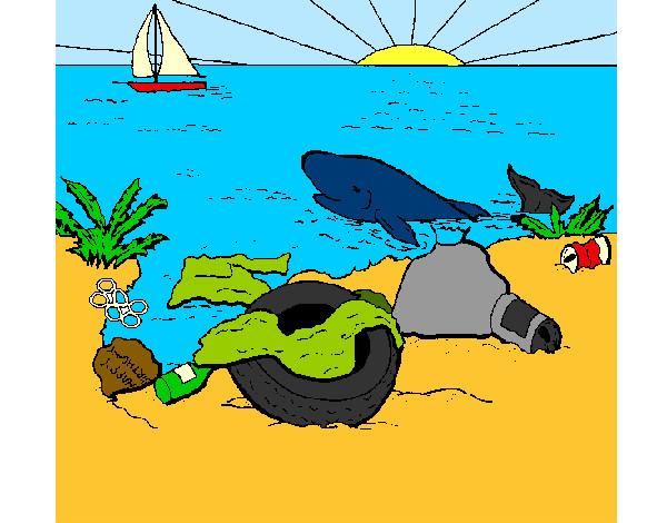 Dibujo De Contaminacion Pintado Por Lamorales En Dibujosnet El Día