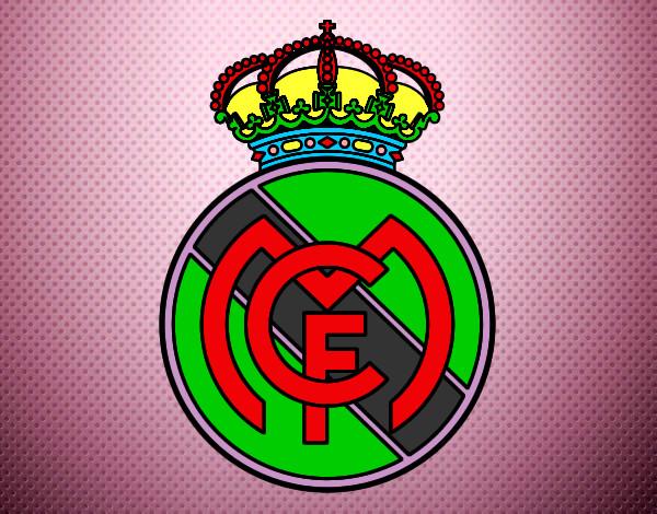 Dibujo de escudo del real madrid cf pintado por mhartinn en escudo del real madrid cf altavistaventures Choice Image