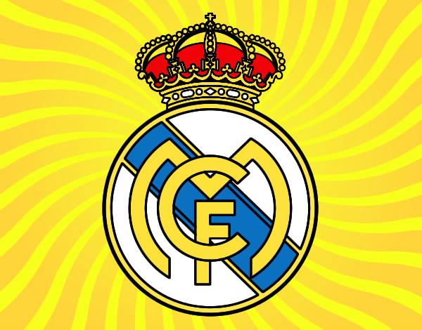 Dibujo de real madrid el mejor equipo del mundo votenlo pintado por pepito1003 en - Ecusson du real de madrid ...