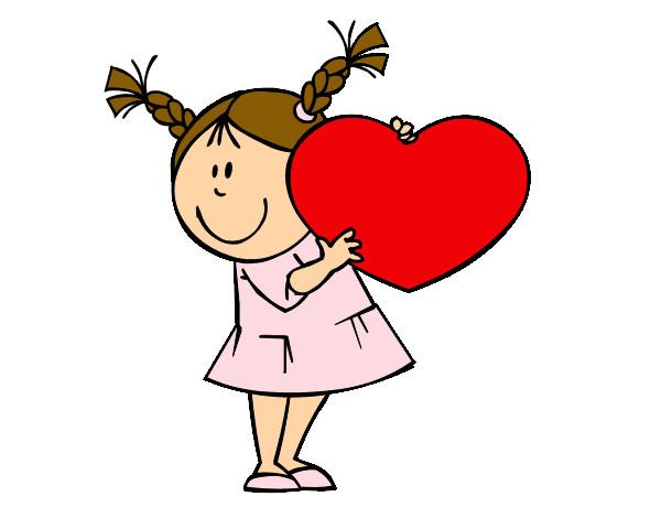 Dibujo De Laprinsesa Sel Amor Pintado Por Yawilda-04 En