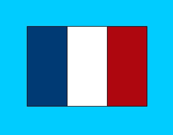 Dibujo De Francia Pintado Por Elturro En Dibujosnet El Día