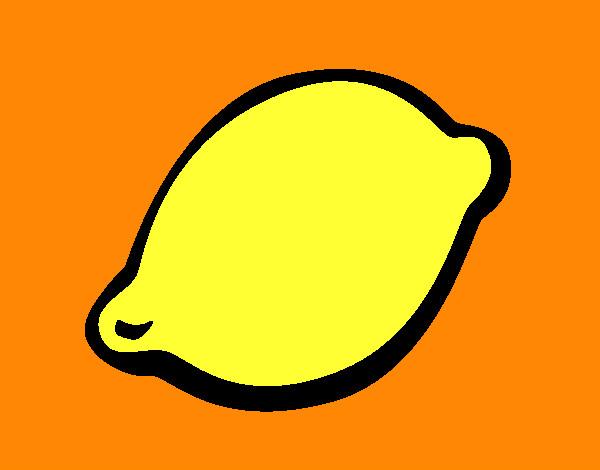 Dibujos De Limones Para Colorear Dibujosnet