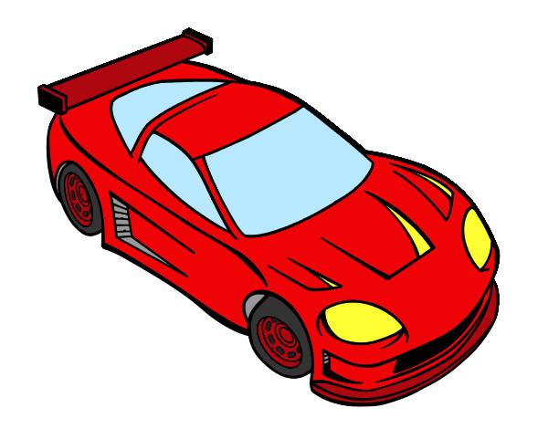 Dibujo De Ferrari Pintado Por Balita11 En Dibujos Net El Dia 10 12