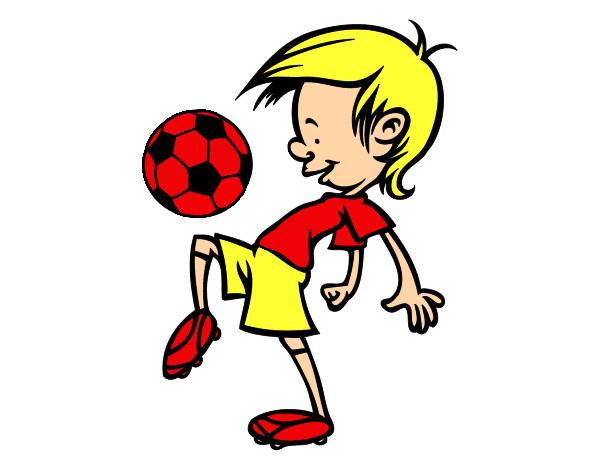 Dibujo De Futbol Pintado Por Maarta En Dibujos Net El Día: Dibujo De Futbol Pintado Por Santiagoz En Dibujos.net El