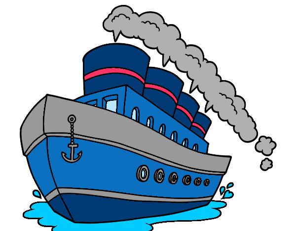 Dibujo De Titanic Pintado Por Memokio En Dibujosnet El Día 02 02 13