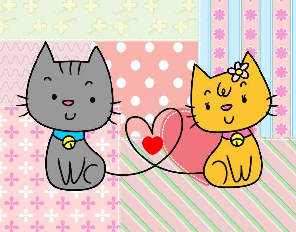 Dibujo De Feliz San Valentin Pintado Por Nashi2003 En