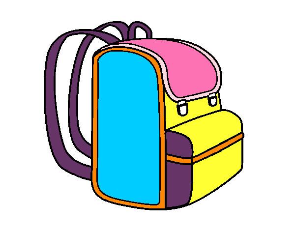 Dibujo de mix mochila pintado por Solana1611 en Dibujos.net el día 21-02-13 a las 15:42:01. Imprime, pinta o colorea tus propios dibujos!