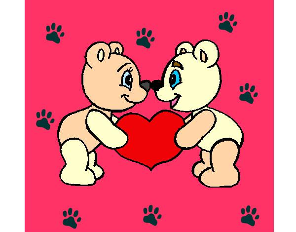 Oso Dibujos Lindas De Amor Www Imagenesmi Com