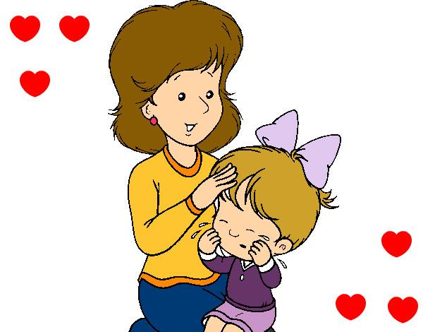 Dibujo De Madre Pintado Por Angie_ines En Dibujos.net El