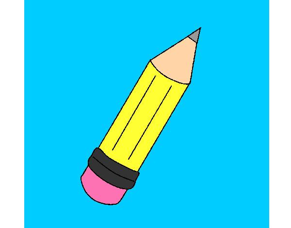Dibujos de Lápices para Colorear - Dibujos.net