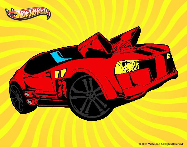 Dibujos De Hot Wheels Para Colorear Dibujos Net