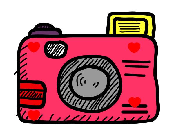 Resultado de imaxes para camara fotos dibujo