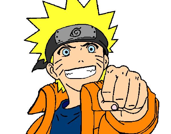 Dibujos De Naruto Para Colorear Dibujos Net