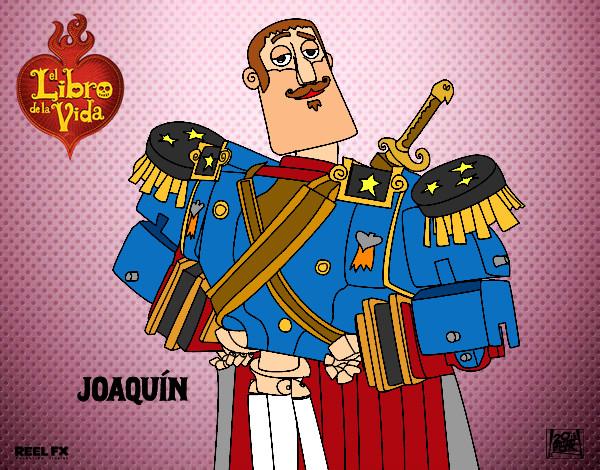Dibujo de Joaquín pintado por Susacoli en Dibujos.net el día 20-02-15 a las 15:10:24