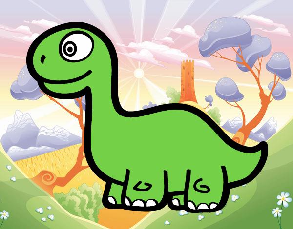 Dibujo De Dinosaurio Kawaii Pintado Por En Dibujos Net El Dia 18 04 15 A Las 22 04 56 Imprime Pinta O Colorea Tus Propios Dibujos Esta teoría propone que los dinosaurios carnívoros se comieron a todos los herbívoros, extinguiéndolos y luego murieron de hambre. dibujo de dinosaurio kawaii pintado por