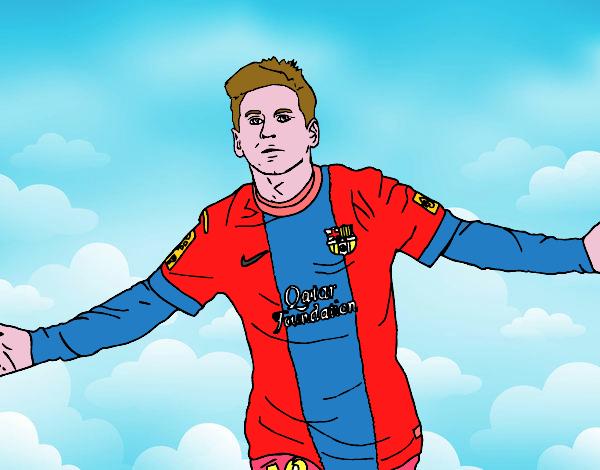 Dibujos De Jugadores De Fútbol Para Colorear Dibujosnet