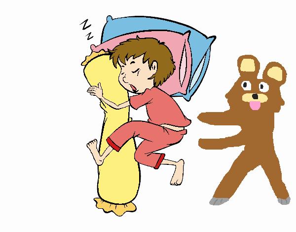 Dibujo De Pedobear Y Su Victima Pintado Por En Dibujos Net El Dia 17
