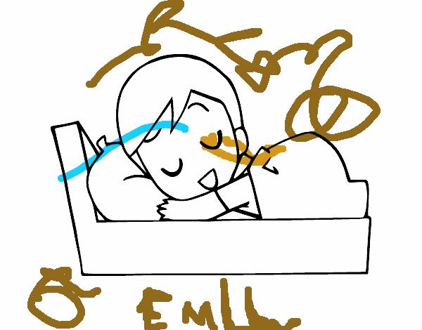 Dibujo de Hora de ir a dormir pintado por en Dibujos.net el día 15 ...