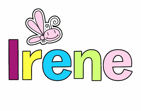 Dibujo de Irene pintado por en Dibujos.net el día 22-11-15 a las 15 ...