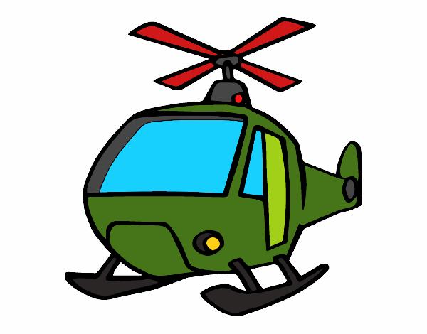 Dibujo De Helicoptero De Guerra Pintado Por En Dibujosnet El Día 28