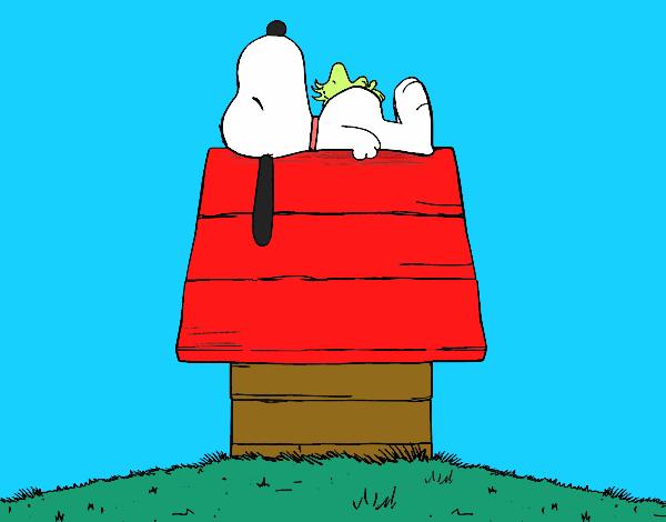 Snoopy, el perro de dibujos más famoso