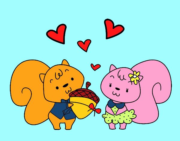 Dibujo De Amor Y Amistad Pintado Por En Dibujosnet El Día 16 01 16