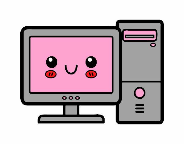 Resultado de imaxes para ordenador dibujo