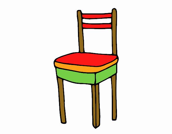 02 Comedor Silla De 18 Pintado El Dibujo En Día Por lJcFK1