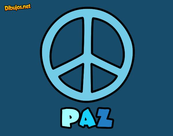 Dibujo De Paz En El Mundo Pintado Por Clauu17 En Dibujosnet